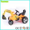 Máquina escavadora elétrica dos miúdos, Montar-no carro elétrico, carro do brinquedo