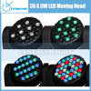 36X3w RGBW Moving Head Beam Wash LED Lighting (CY-LMH-36)