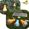 3W la energía solar para el hogar Luz, arriba eficiente del cargador de teléfono móvil portátil