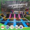 Olympische Norm die het BinnenPark van de Trampoline bouwt