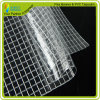 Transparante 3.2m pvc Gelamineerde Stof voor de Dekking van de Zak/van de Tent