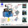 Maquinaria de dose e de selagem do líquido químico automático da esteira do mosquito de empacotamento