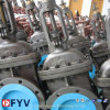 API 6D Industrial Oil Pipeline Cast Steel Gate Valve Manual