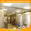 Оборудование заваривать пива нагрева электрическим током, ферментер конуса
