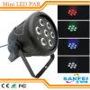 7X10W Mini 4in1 LED DJ PAR (sf-309A)