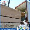 MDF da melamina de 1220X2440X18mm com a melamina diferente da cor para a mobília
