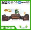 Sofà del cuoio genuino del sofà dell'ufficio (SF-06)