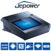T508 Top Quality Fanless Stellung Terminal mit Printer, Nfc/RFID Reader, WiFi, 3G