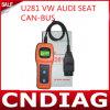 VW U281 posent le code Reader/Scanner d'OBD OBD2 de Pouvoir-Bus