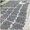 Surface natural Meshed Black Basalt Paving Stone para o jardim/Driveway de Landscape