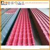 Azulejos sintetizados de tipo español de la resina del material para techos