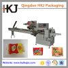 Doppelter automatischer Kissen-Servotyp sofortige Nudel-Verpackungsmaschine
