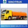 25000L HOWO 6X4 Oil Tanker per Fuel From Cina