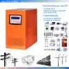 1500W 12V Pure Sine Wave Power Inverter met Charger