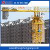 Kraan Qtz5610 die door de Levering Hstowercrane wordt aangeboden van China