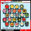Rebondissant Balls ou Spot Flash Balls plein d'entrain