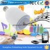 Altoparlanti bassi eccellenti di Bluetooth della casella dell'altoparlante del DJ dell'indicatore luminoso di Dancing del LED
