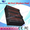 GSM / CDMA / WCDMA / 3G 64 Puerto granel SMS TCP / IP Stk oprn en
