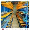 A prateleira ao ar livre do armazenamento material da tubulação do armazenamento do projeto de projetos, armazena o sistema económico lateral dobro de Austrália da cremalheira