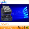 단계 Light 25PCS 10W Matrix LED Moving Head Light