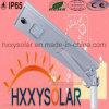 18W IP65 alle in einem LED-Solarstraßenlaterne