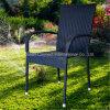Giardino esterno Chair con PE Rattan