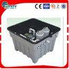Filtro subterrâneo da associação dos media de filtro da fibra de poliéster do tratamento da água