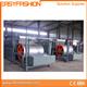 Horno de reducción de acero de la correa