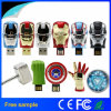 Protetor/mão do casco/martelo/vara americanos da memória da movimentação pena dos Avengers
