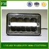 보편적인 검정 또는 크롬 정연한 LED 헤드라이트