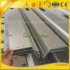 6061/6063/7075의 철도 건축을%s 알루미늄 밀어남 단면도