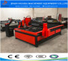 Cnc-Plasma-Ausschnitt und Bohrmaschine