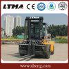 Carretilla elevadora resistente de Ltma carretilla elevadora diesel de 15 toneladas