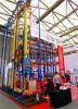 Automatisch het Rekken van het Pakhuis Systeem voor Koude Zaal met Lading van 1.5tons