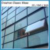 Glasss isolato riflettente per il vetro di vetro/finestra della costruzione
