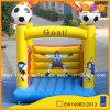 Bouncer di salto gonfiabile di tema di gioco del calcio (AQ02107-4)
