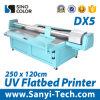Impresora plana ULTRAVIOLETA del formato grande de la cabeza de impresión de la nueva serie