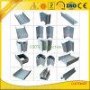 L extrusion en aluminium de fente pour le profil en aluminium de cornière