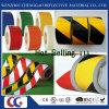 Signes instructifs de sécurité routière et poteau de signalisation r3fléchissant (C1300-O)
