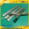 Perfil de alumínio da extrusão com processamento profundo do CNC