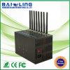 装置Wavecom Q24plus/Q2687/Q2406/Q2403のモジュール8ポートGSMモデムのプールを送る低価格GSM SMS