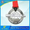Het Medaillon van de Sporten van de Medaille van de Herinnering van het Metaal van de Douane van de Fabrikant van China (xf-MD02)