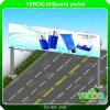 Het openlucht Digitale Signage Aanplakbord van de Reclame van Pool van het Staal