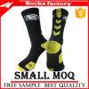 Halbe Kissen-Baumwollform-Firmenzeichen-Sport-Socken