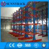 Racking Cantilever do armazenamento industrial resistente do armazém