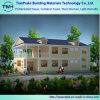 Modernes ökonomisches helles Stahllandhaus-vorfabriziertes Haus-Luxuxzelle-Landhaus