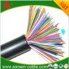 Высокоскоростным гибкий кабель Rvvp низкого напряжения тока электрическим защищаемый элементом