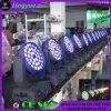 セリウムのRoHSの段階ライト36X18W RGBWA紫外線6in1 DMX移動ヘッドLED