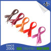 Baratos cordones de encargo colorida impresión de poliéster para promoción