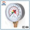 Types bon marché d'indicateur de pression différents d'indicateur de pression analogique de basse pression